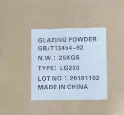 Het Poeder van de Verglazing van de melamine LG220 voor Melamine Tablewares