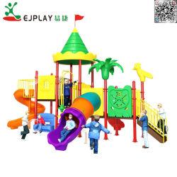 Customized popular série da natureza parque infantil exterior de forma colorida para equipamento de jardim e parque