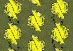 100% Polyester African Ankara cire réel tissu imprimé pour la tenue vestimentaire