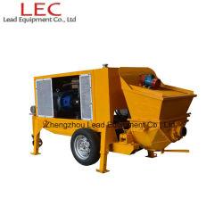 Lps-7un béton humide de machines de gunitage de pulvérisation