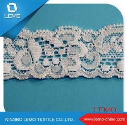 Merletto metallico di nylon per il vestito