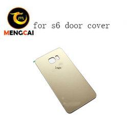 SamsungギャラクシーS6 S6端、背部ハウジングカバー電池のドアの点の在庫とS6端のためのよい価格