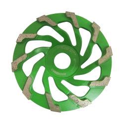 T форма сегмента шлифовки алмазов абразивного инструмента
