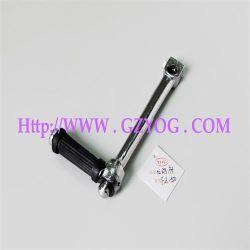 ذراع بدء الدراجة البخارية يوج ركلة البداية كروم أسود CG 125/150 موجة شوب Dy100 AT100 St90 Jh70/125 C90/70 FT110