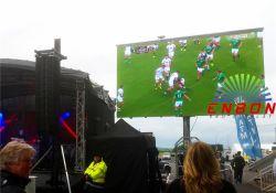 P10mm Color al aire libre deportes pantalla LED de estadio (fútbol, baloncesto, voleibol, hockey sobre hielo)