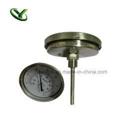 Edelstahl-genaues Zeiger-Temperatur-Anzeigeinstrument
