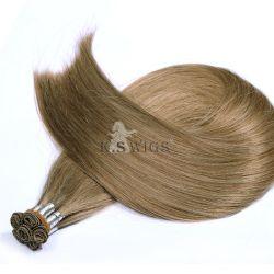 Virgen de grado superior de amarre de mano Secador de cabello humano.
