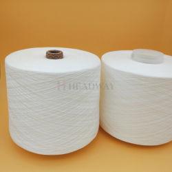 30/3 Poli o núcleo de algodão fiado para costurar a partir da fábrica