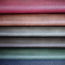 La Imitación de cuero de PU de estilo antiguo de cuero artificial de PVC de tela Bolsa de tela para hacer Material zapatos