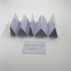 2019 대중적인 잉크 제트 인쇄할 수 있는 PVC RFID 카드