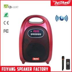 6.5 Zoll-bewegliche Lautsprecher mit Batterie-Radio-Aufnahme F74