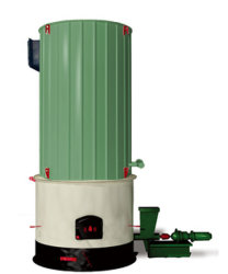 Yll/Ygl Heat-Conducting alimentadas a carvão Vertical tipo de caldeira de óleo