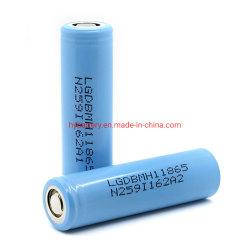 Batería recargable cilíndrica de mayorista en Stock Batería de iones de litio recargable 18650 Mh1 3200mAh para Samsung