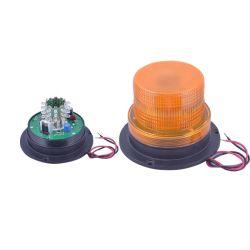 Qualidade elevada carro elevador eléctrico de peças de Segurança LED de aviso de strobe Lâmpada Giratória 10V-110V construção piscar a Luz de emergência
