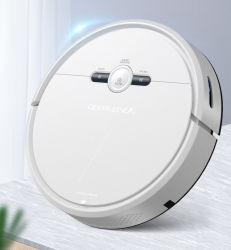 Krachtige stofzuiger voor huishoudelijk gebruik 3in 1 multifunctionele dweilfunctie, vegen, stofzuigen, stofzuigen, automatische robotreiniger