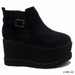 中国の卸し売り靴、女性の方法毛皮の足首は安い冬、女性、屋外のブートの女性の靴のための女性足首の雪のブートを起動する