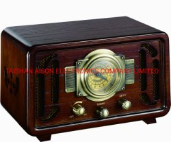 Vendita Calda Classica Retro Antique Fm-Am Radio Music Player