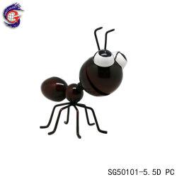 Bon marché coloré de bricolage peinture Design Ant petit papillon Metal Craft pour les enfants