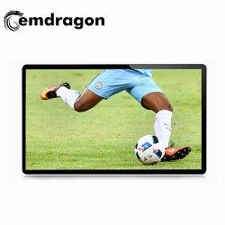Pantalla LCD de pantalla POS comercial de 43 pulgadas de montaje en pared Pantalla de señalización digital Android