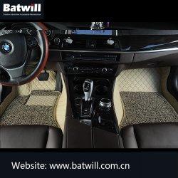 7D personnalisé en PVC à coudre spécial cuir Tapis de sol tapis de coffre de voiture