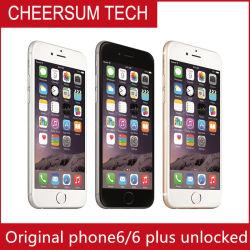 """Разблокирован оригинальный номер телефона 6 6 Plus 4,7"""" 5.5'' 1 ГБ ОЗУ 16ГБ/64 Гб/128 ГБ ROM Ios мобильному телефону оригинальный исходный ЖК-Pack."""