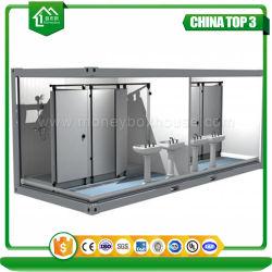 Пульт ДУ общественного питания в лагере армии Advanced санитарно-гигиенических конструкция контейнера для мобильных ПК туалет