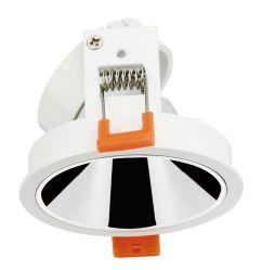 つく9Wによって引込められるカメラLED Downlightオーストラリアの標準Dimmable LED