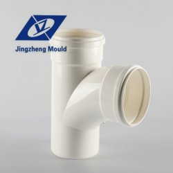 PVC 160mm等しいティーのプラスチック管付属品型(JZ-P-C-03-004-B)