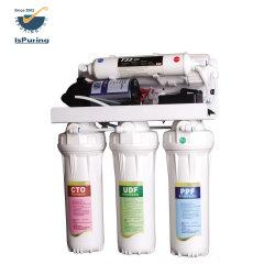 Использования в домашних условиях под раковиной 50водоочиститель gpd системы обратного осмоса