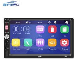 2 DIN-autoradio FM/MP3/MP4/Audio/Video/USB MP5-speler