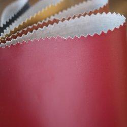 Het kunstleder van de Leverancier PU/PVC van de fabrikant voor de Materialen die van de Schoen de Stof van het Meubilair voeren