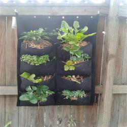 Verticale Plantaardige het Planten Zak, de Verticale Planter van de Tuin - 8 Zakken van de Tuin