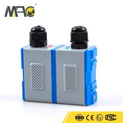 El líquido anticongelante portátil de ultrasonido medidor de flujo de sólidos del medidor de flujo ultrasónico sólido
