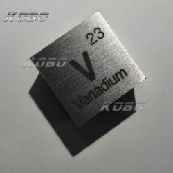 Los cubos de metal personalizados de tantalio/molibdeno/Titanio/TUNGSTEN/niobio
