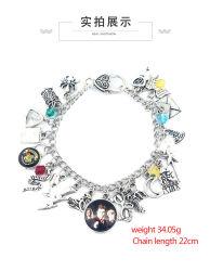 С другой стороны Catenary моды очарование браслет волшебной палочкой браслеты Magic камня браслеты