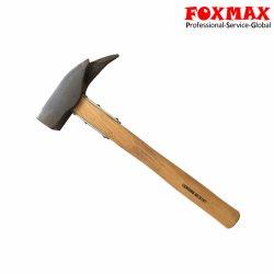 屋根ふきのハンマーの木製のハンドル(FM-HM-027)