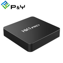 Decodificador digital Smart TV Box HK1 PRO S905X2 HD Internet TV Box Super receptor satélite digital