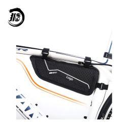 자전거 탑 튜브 백 사이클링 방수 대형 프론트 프레임 Parcel Road Bike 화려한 반사 스트립 포켓