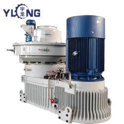 Yulong 1 т/час древесных гранул линия