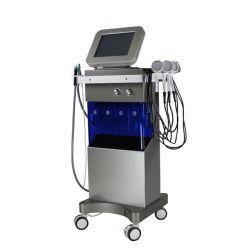 9 en 1 Cosméticos coreana el oxígeno de la máquina de belleza facial Peeling Aqua