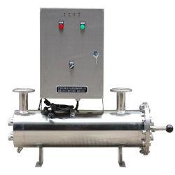 Essuyage automatique de traitement des eaux usées de désinfection aux UV