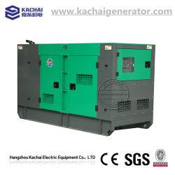 160kw/200kva Watergekoelde Stille, Geluidsarme Elektrische Industriële Dieselmotorgenerator