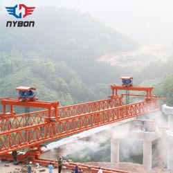 الصين على أعلى جسر بناء آلات الطريق السريع