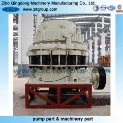 trituradora de cono de mecanizado CNC para la construcción La construcción de carreteras en acero inoxidable o acero al carbono química