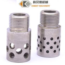 As peças da máquina de aço inoxidável OEM de equipamentos de transmissão de energia exterior