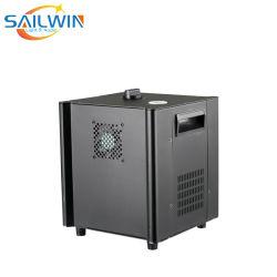 790W de luz de la etapa de la máquina de chispa Mini fuente con mando a distancia inalámbrico para DJ de fuegos artificiales de boda