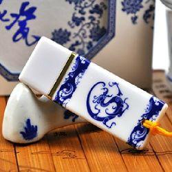 中国の磁器USBのフラッシュ駆動機構の陶磁器のギフトのPendrive USBの棒