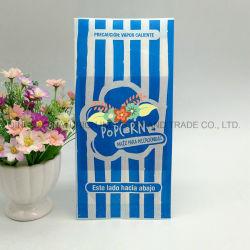 Pop-corn Microwavable sac de papier utilisé pour le maïs soufflé à l'emballage