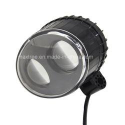 Chariot élévateur à fourche Témoin piétonne 9-80V 10W à LED flèche bleue lumière