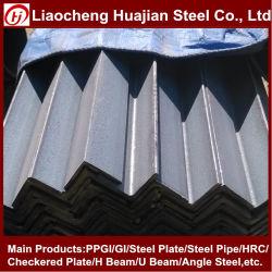 냉간 굽힘 Galvanized Steel Angle Bar